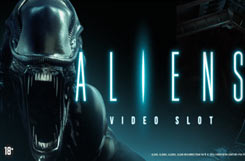 Aliens The Video Slot